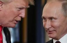 Putyin megint beszélgetne egyet Trumppal