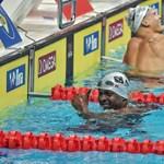 Eric, az angolna olimpiai bajnokokat hagyott le Budapesten - videó