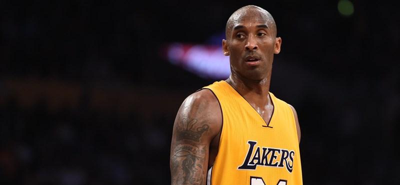 Templomban imádkozott halála előtt Kobe Bryant
