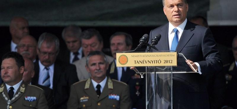 Orbán évnyitót tartott – több tucatnyian lettek rosszul