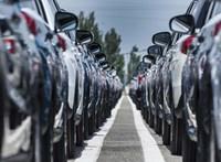 Közzétették, mi ellensúlyozta a magyar autógyártás visszaesését