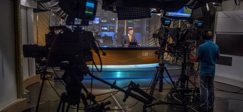 Megszüntetik a Newsroomot a Hír TV-n, jön helyette a Frontvonal