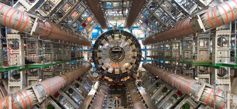 A CERN is hadba szállt a koronavírus ellen