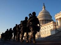 Pence: A Nemzeti Gárda 21 ezer tagja fogja felügyelni Biden beiktatását