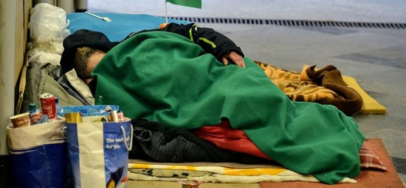 ÁSZ-ellenőrzést kaptak a hajléktalanokat ellátó civilek
