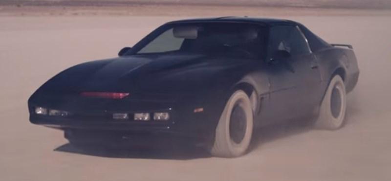 Mozifilmként térhet vissza a Knight Rider