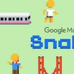 Visszatért a legendás Snake: tett ma egy kígyós játékot a Google a Térképbe, így hozhatja elő