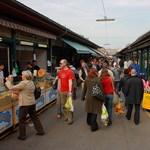 Felújítják a Naschmarktot
