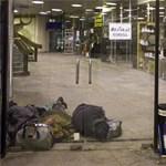 Itt az új ellenség: hajléktalanmaffia és a nyomoripar
