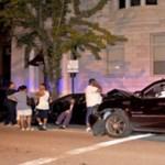 Autóbalesetet szenvedett egy amerikai hip-hop sztár