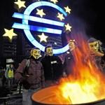 Lehúzta a forintot az euróövezeti hangulat
