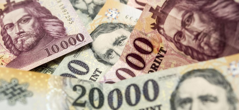 A magyarok 39 százaléka havi 250-350 ezer forinttal már boldog lenne