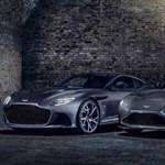Két új Aston Martin érkezett az új James Bond-film előszeleként