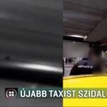 Újabb taxist szidalmaztak Ferihegyen