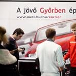 Durvul a fideszes belharc az Audi-parkért
