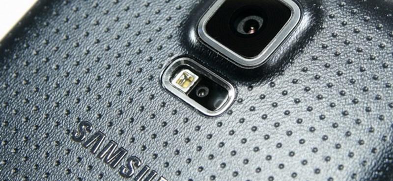 Samsung Galaxy S5 teszt: idén is jobb lett, de idén is műanyag