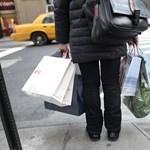 A net letarolja a vásárlás hagyományos szentélyeit