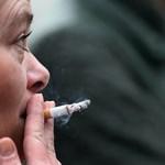 Szomorú statisztika: rengeteg a dohányzó kiskamasz