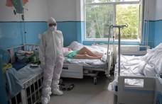 Romániában újabb rekord dőlt meg, 1700 fertőzöttet találtak egy nap alatt