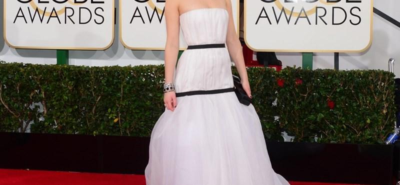 Jennifer Lawrence szerint vége a világnak