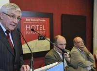 """Volt versenyhivatali vezető: """"Rendszerszintű a korrupció Magyarországon"""""""