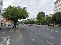 Megerősítették: 3 új traffipaxot telepítettek a Váci útra