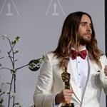 Ez a férfi lett az Oscar-gála szépe – fotó