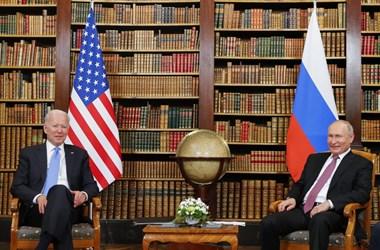 Putyin: Annak a képnek, amit a mi sajtónk fest Bidenről, nincs köze a valósághoz