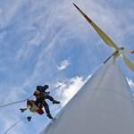 Hordozható miniatűr szélerőművet talált fel egy tajvani diák
