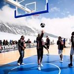 Kosárlabda és EU-csúcs a hét képein