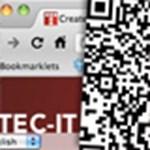 QR-kódos névjegykártya-tervező, ingyen