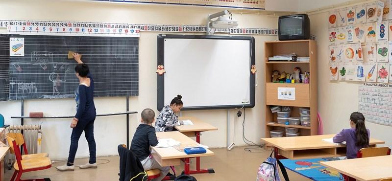 Pedagóguskar: akár egy teljes tanári karon is végigsöpörhet a vírus