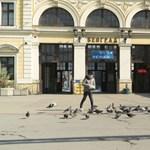Elment az utolsó vonat Pestre, bezárt a belgrádi főpályaudvar