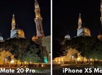 Itt a kamerateszt: a legjobb iPhone vagy a bivalyerős Mate 20 Pro lő szebb képet?