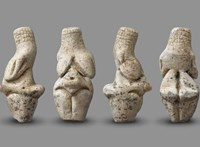 Találtak egy 23 000 éves szobrocskát: csak 4 centis, de nagy kincs