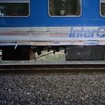 Halálra gázolt egy embert az Intercity a pinnyei vasútállomáson
