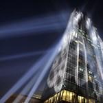 Fotó: felavatták a legmagasabb osztrák felhőkarcolót