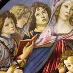 """""""Hamis"""" Botticelli-képről derült ki, hogy értékesebb, mint hitték"""