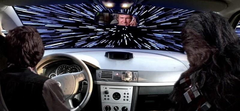 Han Soloval árulnak egy Opel Merivát Kispesten