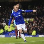 Megrúgta élete gólját a rekorddöntő Wayne Rooney – videó