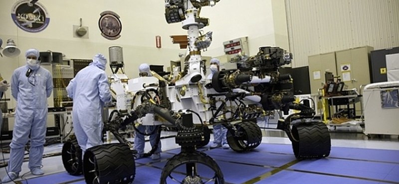 Egy reset majdnem hazavágta a 2,5 milliárdos Mars-robotot