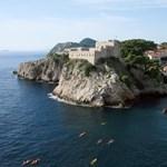 Fekáliával szennyezett a tenger Dubrovniknál