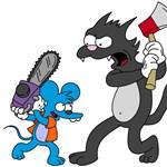 Egy véres Itchy és Scratchy szuperválogatás a Simpson családból