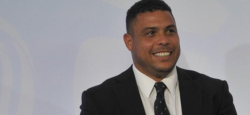 Ronaldo vett egy spanyol focicsapatot