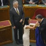 Kövér nem tesz ki EU-zászlót a Parlamentre