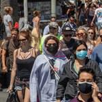 Kaliforniában tombol a járvány, a fertőzöttek nagy része fiatal