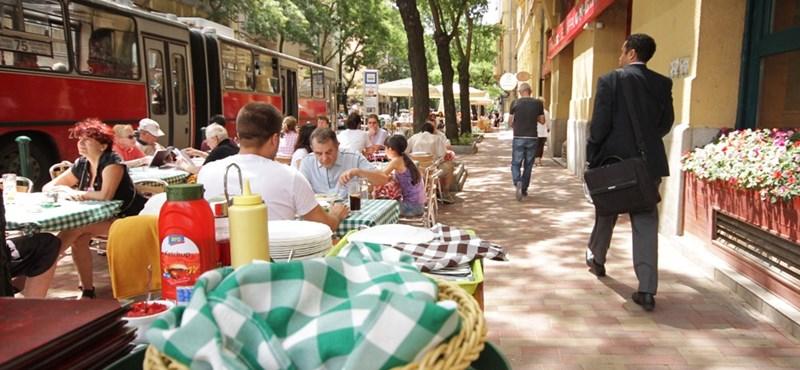 NOHAU-val együtt árulják Lajsz András éttermét