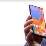 Olcsóbb lehet a Huawei új összehajtható telefonja a Mate X-nél