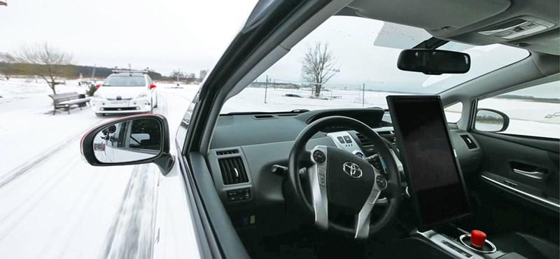 Hogyan lehet egy csomag tésztával átverni az autók önvezető módját? – videók