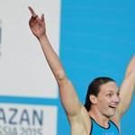 Világcsúcsot úszott Hosszú Katinka 200 vegyesen